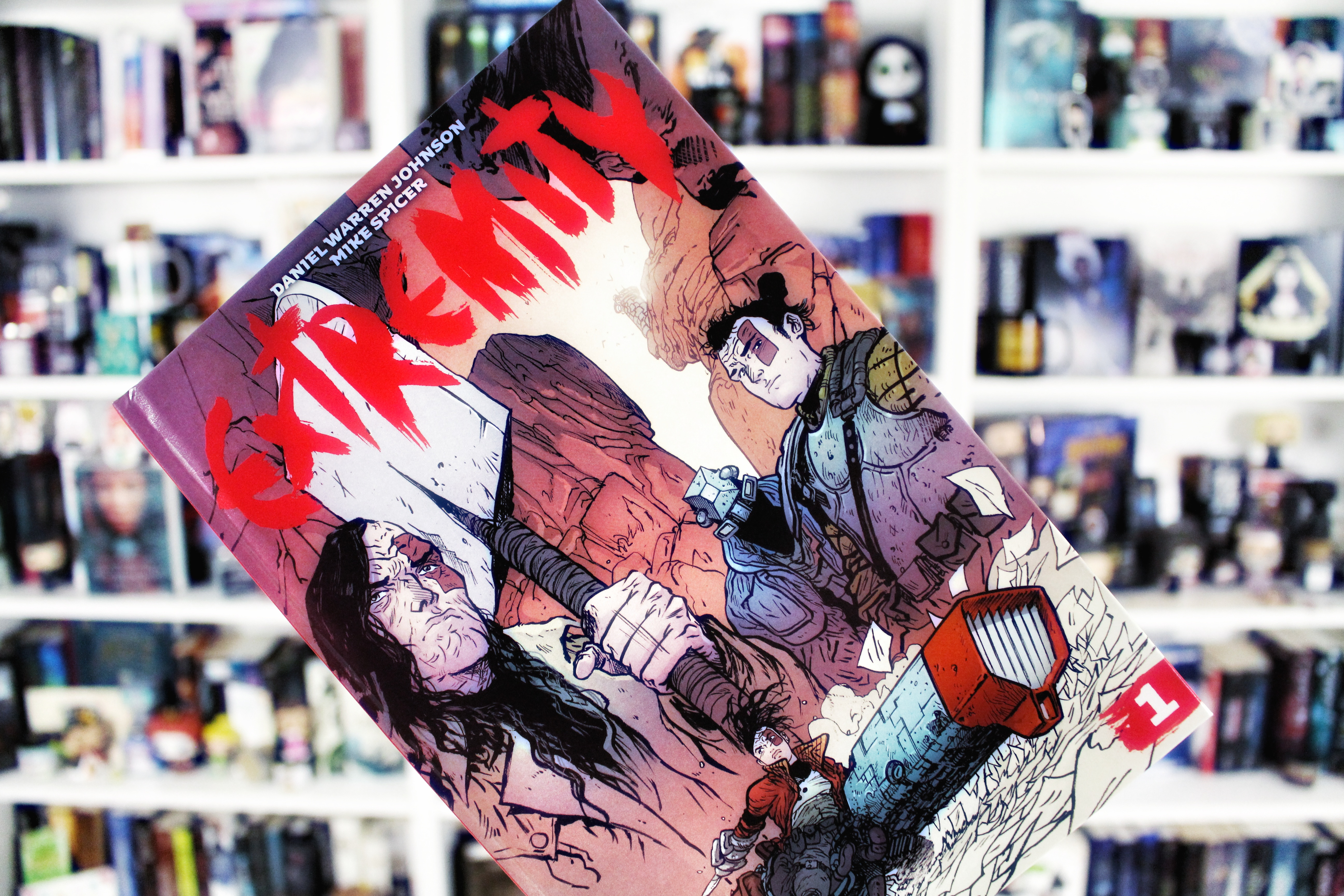Rezension | Extremity 1 von Daniel Warren Johnson & Mike Spicer