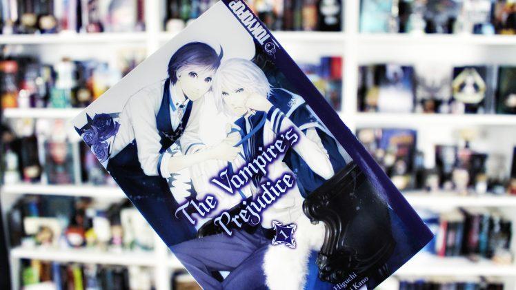 Rezension | The Vampire's Prejudice 01 von Misao Higuchi & Ayumi Kano