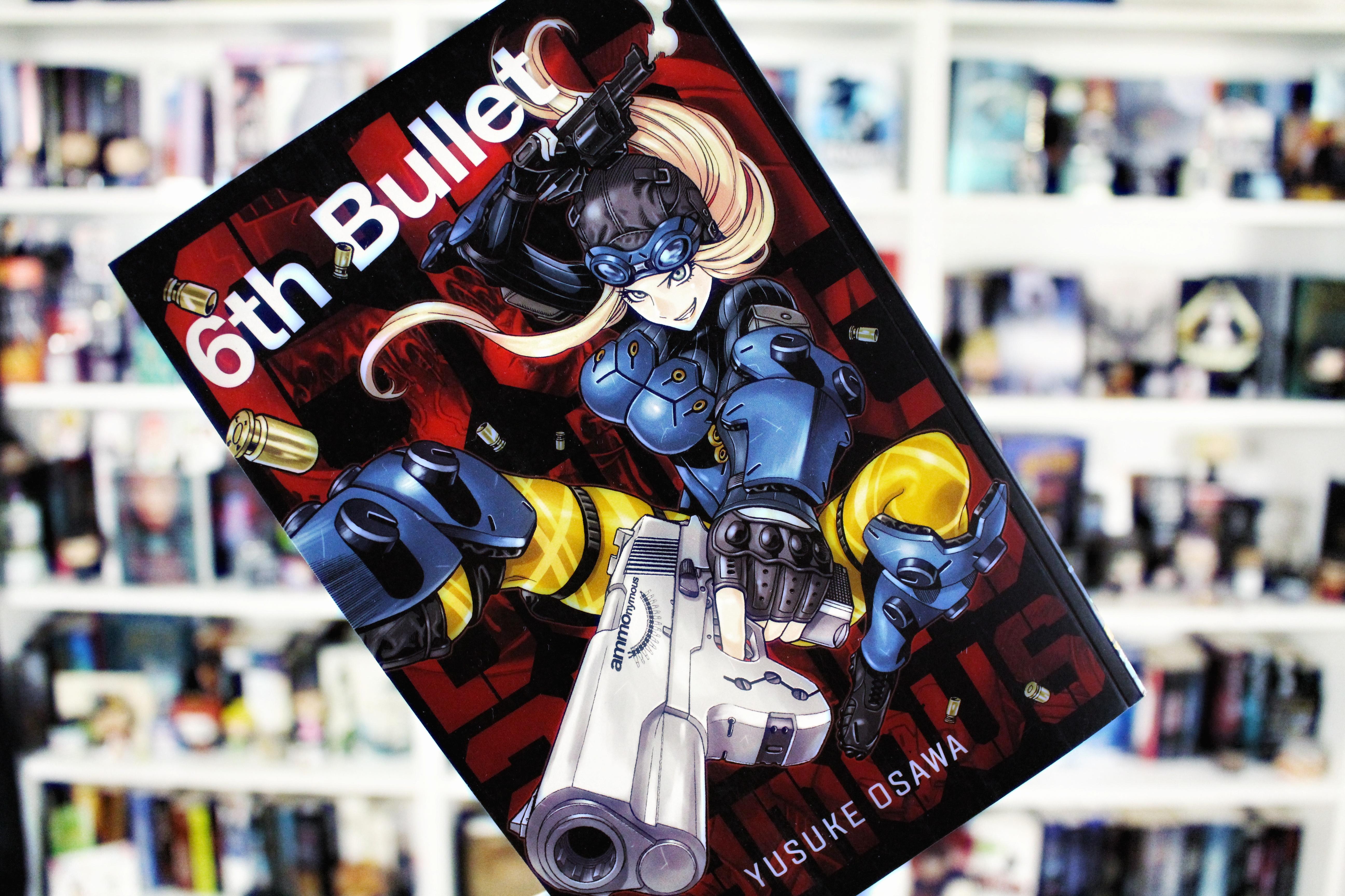 Rezension | 6th Bullet von Yusuke Osawa