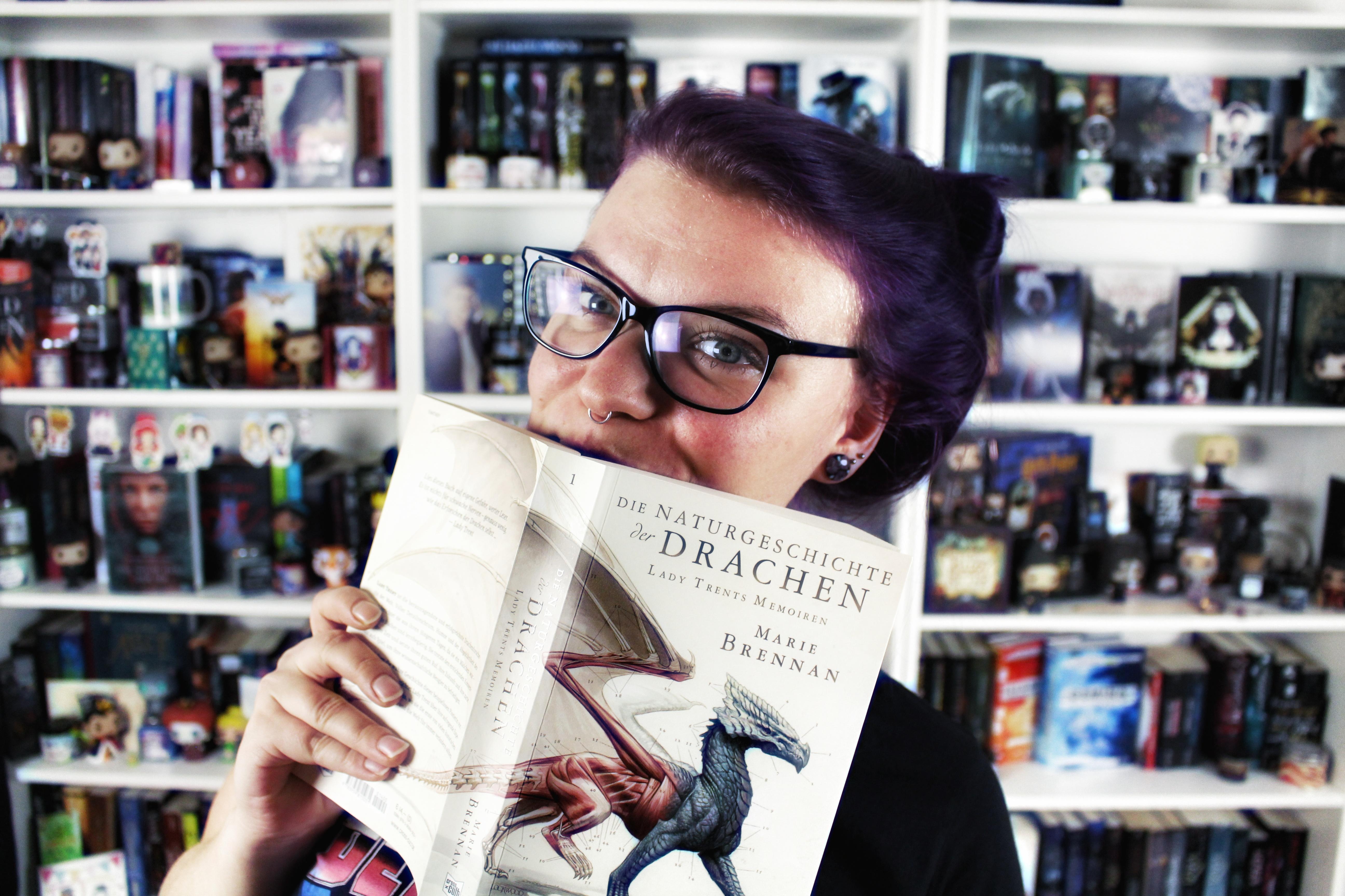 Rezension | Die Naturgeschichte der Drachen von Marie Brennan