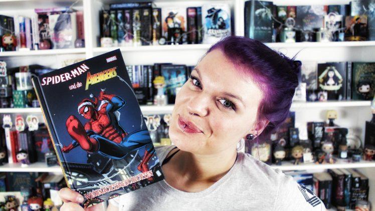 Rezension | Spider-Man und die Avengers: Weihnachtsgeschichten