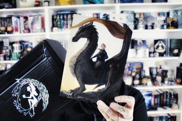 Unpacking | FairyLoot – Dragons
