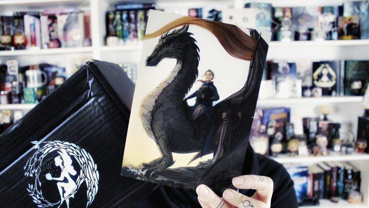Unpacking   FairyLoot – Dragons