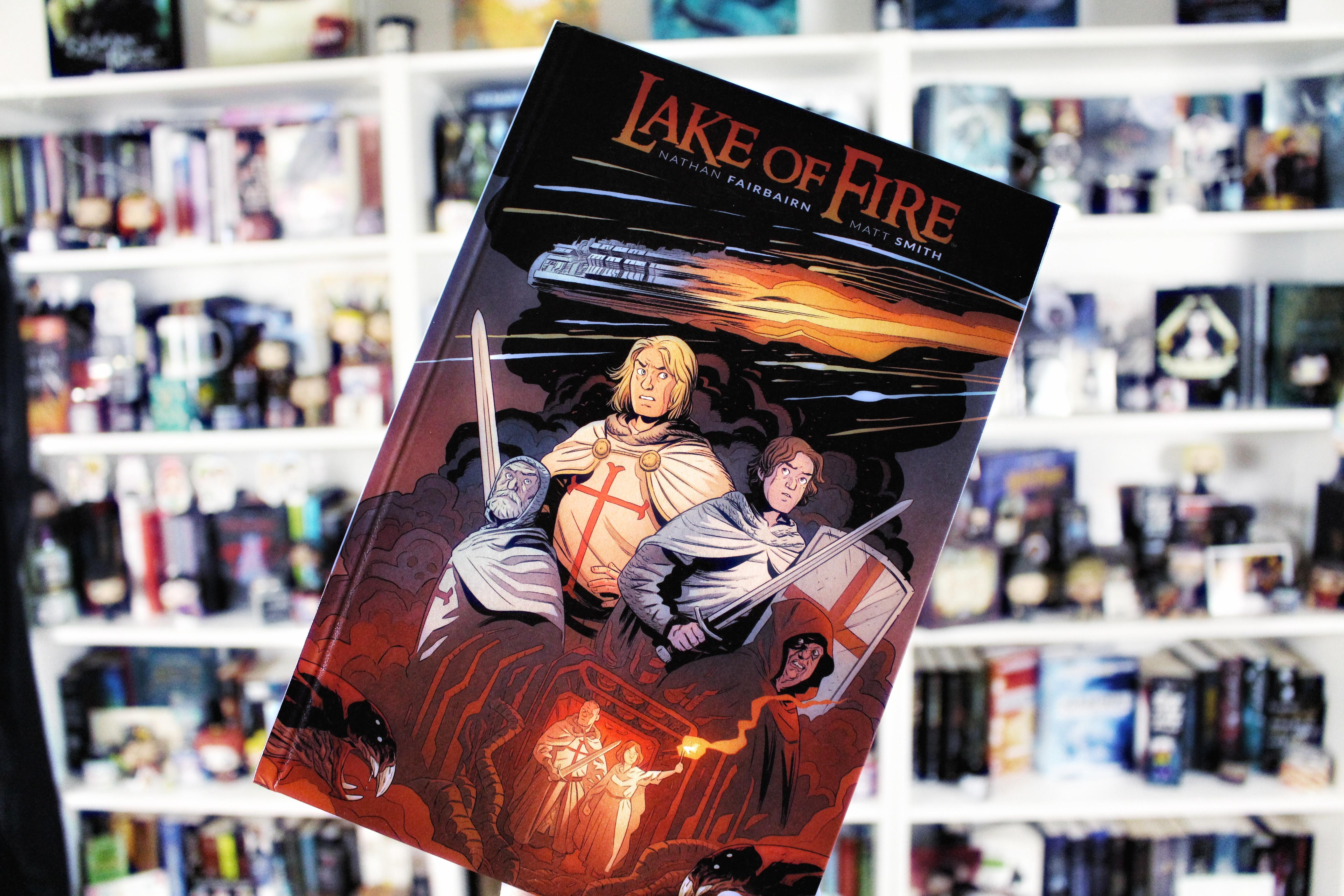 Rezension | Lake of Fire von Nathan Fairbairn & Matt Smith