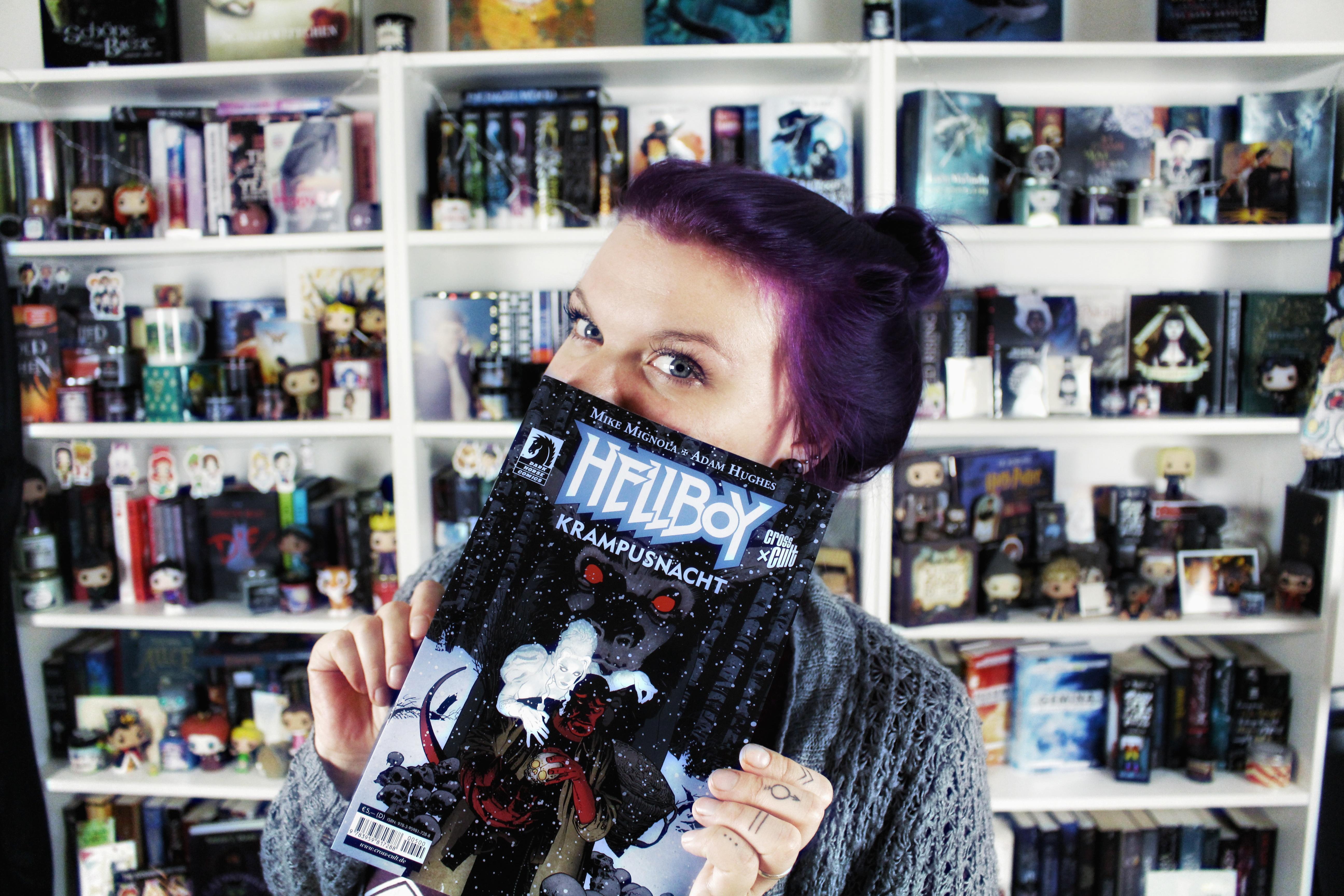 Rezension | Hellboy : Krampusnacht von Mike Mignola