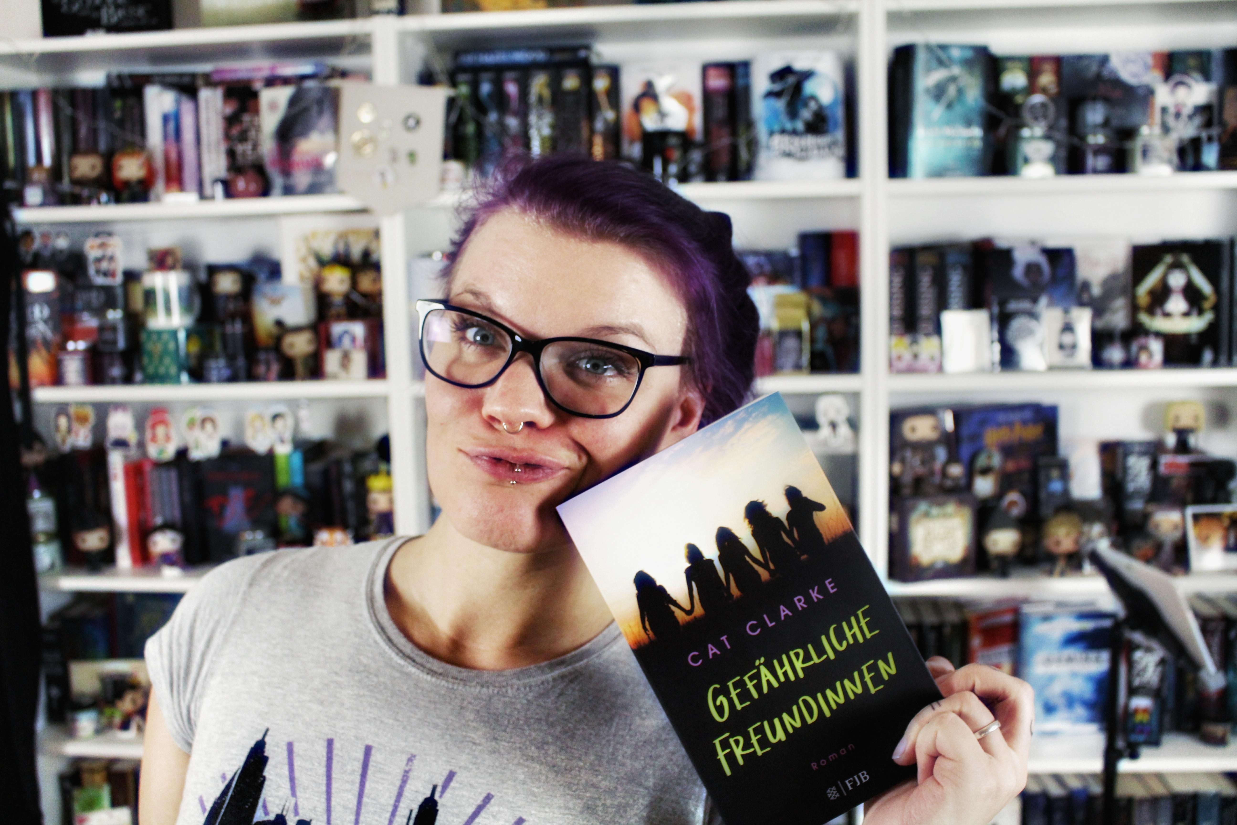 Rezension | Gefährliche Freundinnen von Cat Clarke