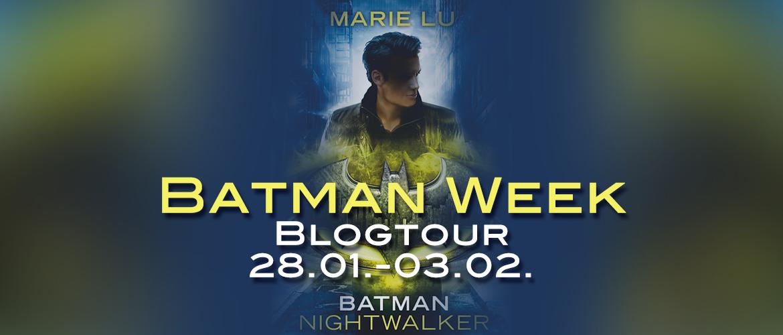 Ankündigung | Batman-Week + Gewinnspiel