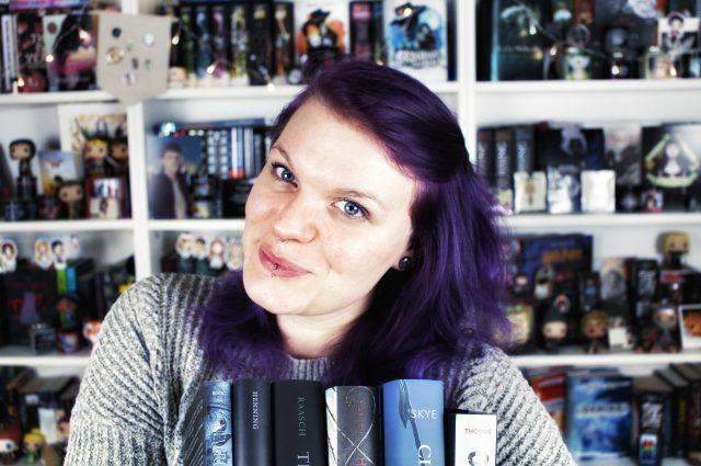 6 englische Bücher, die ich 2019 lesen möchte
