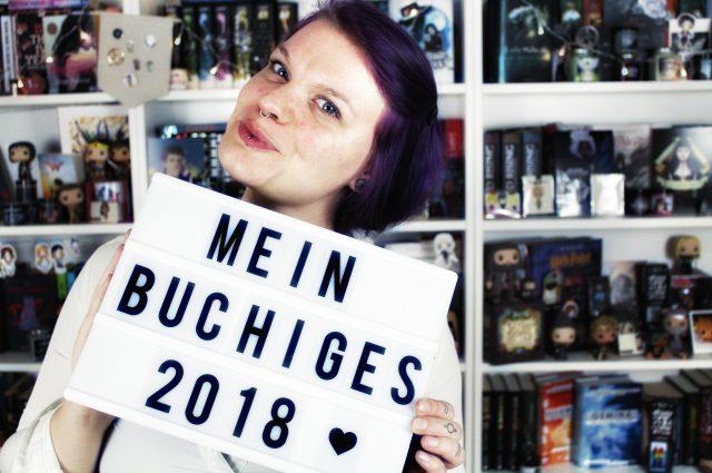 Jahresrückblick | Mein buchiges 2018