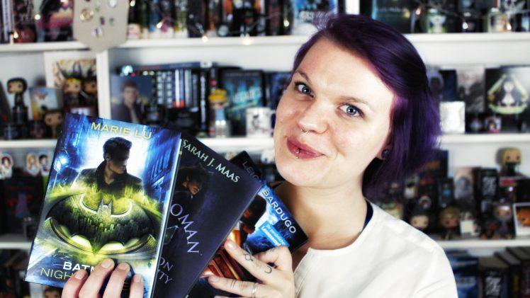 Rezension | Batman – Nightwalker von Marie Lu