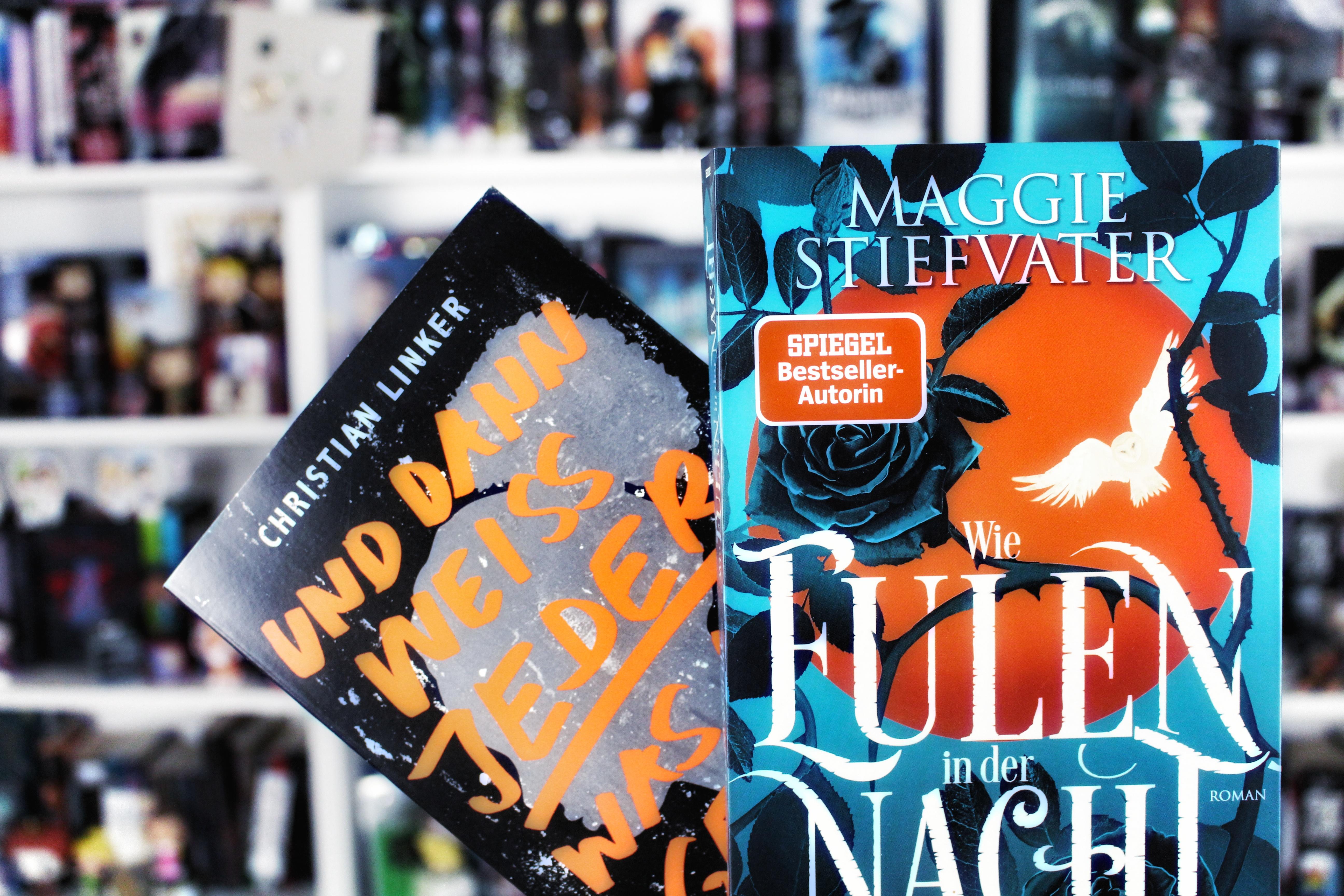 Zwei Bücher, die mich leider nicht begeistern konnten