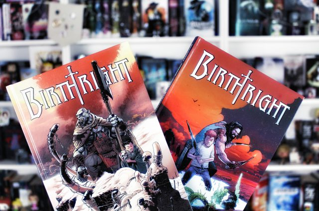 [Comic-Tipp] Birthright von      Andrei Bressan & Joshua Williamson