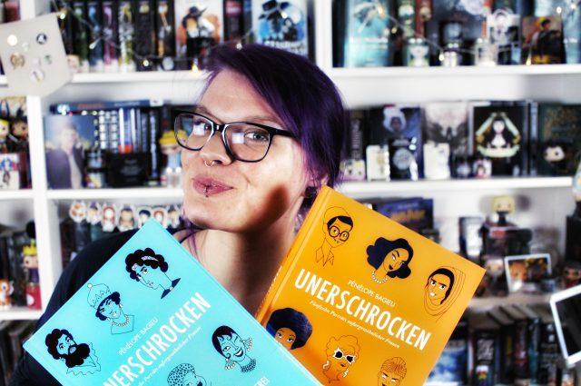 [Comic-Tipp] Unerschrocken von Pénélope Bagieu