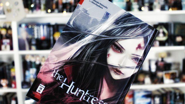 Rezension | The Huntress von  Hiro Kiyohara & Keisuke Matsuoka