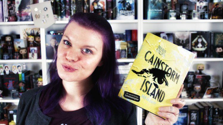 Rezension | Cainstorm Island von Marie Golien