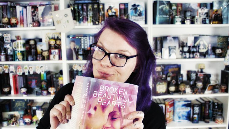 Rezension | Broken Beautiful Hearts von Kami Garcia