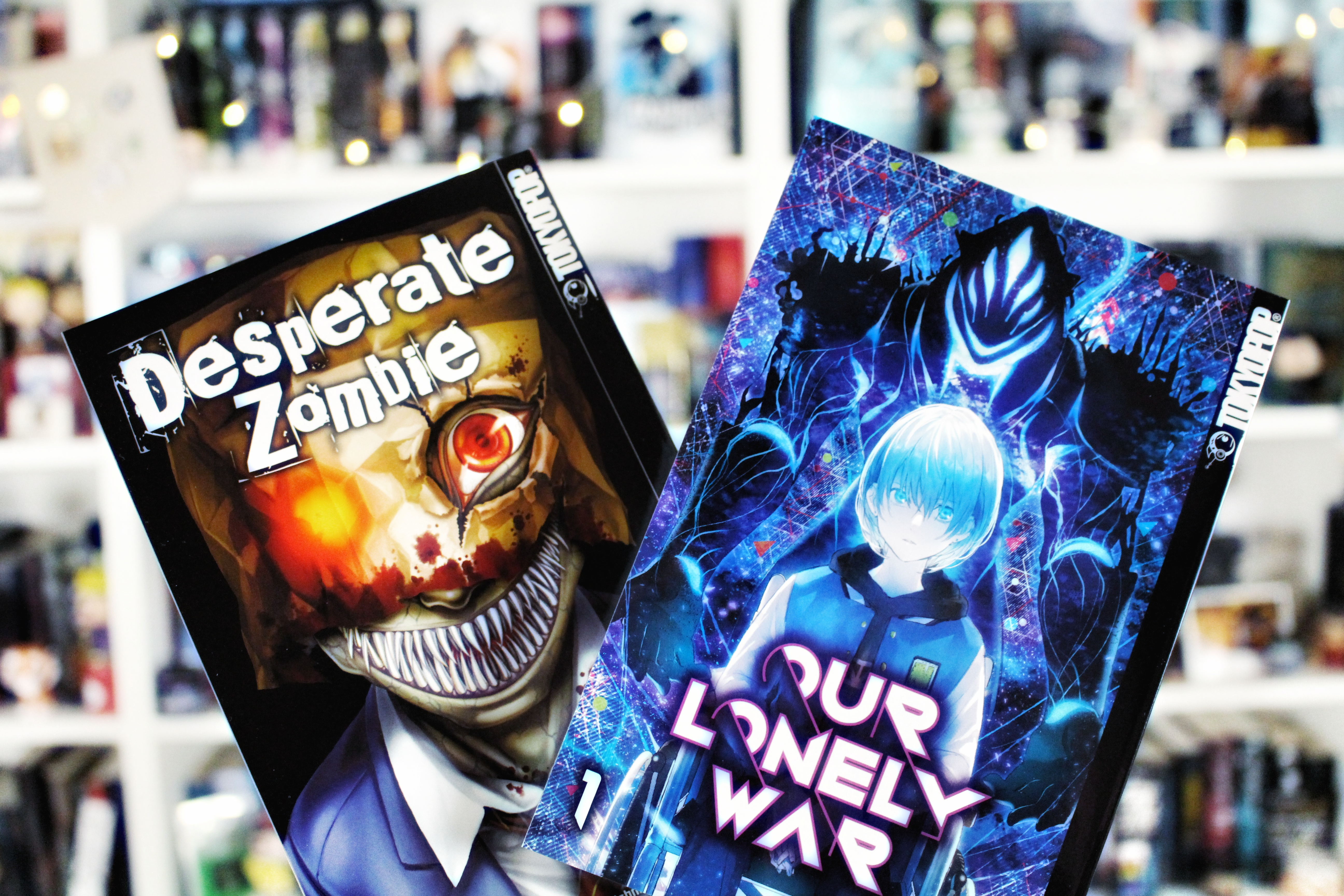 Rezension | Desperate Zombie & Our Lonely War