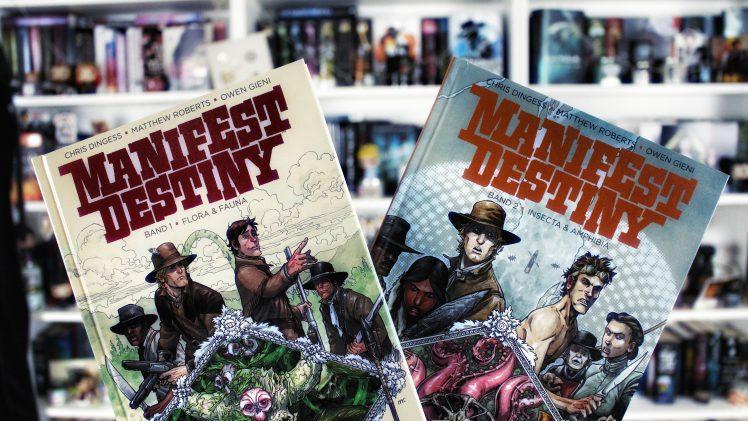 [Comic-Tipp] Manifest Destiny von Dingess, Roberts & Gieni