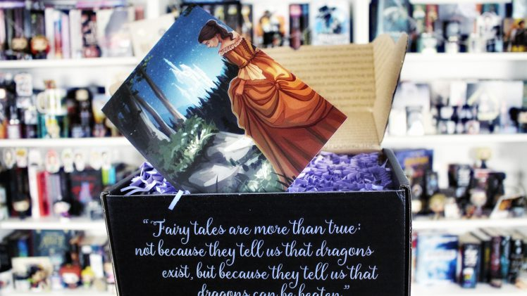 Unpacking | FairyLoot – Beast & Beauty