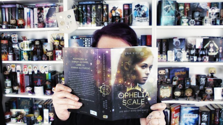 Rezension | Ophelia Scale von Lena Kiefer
