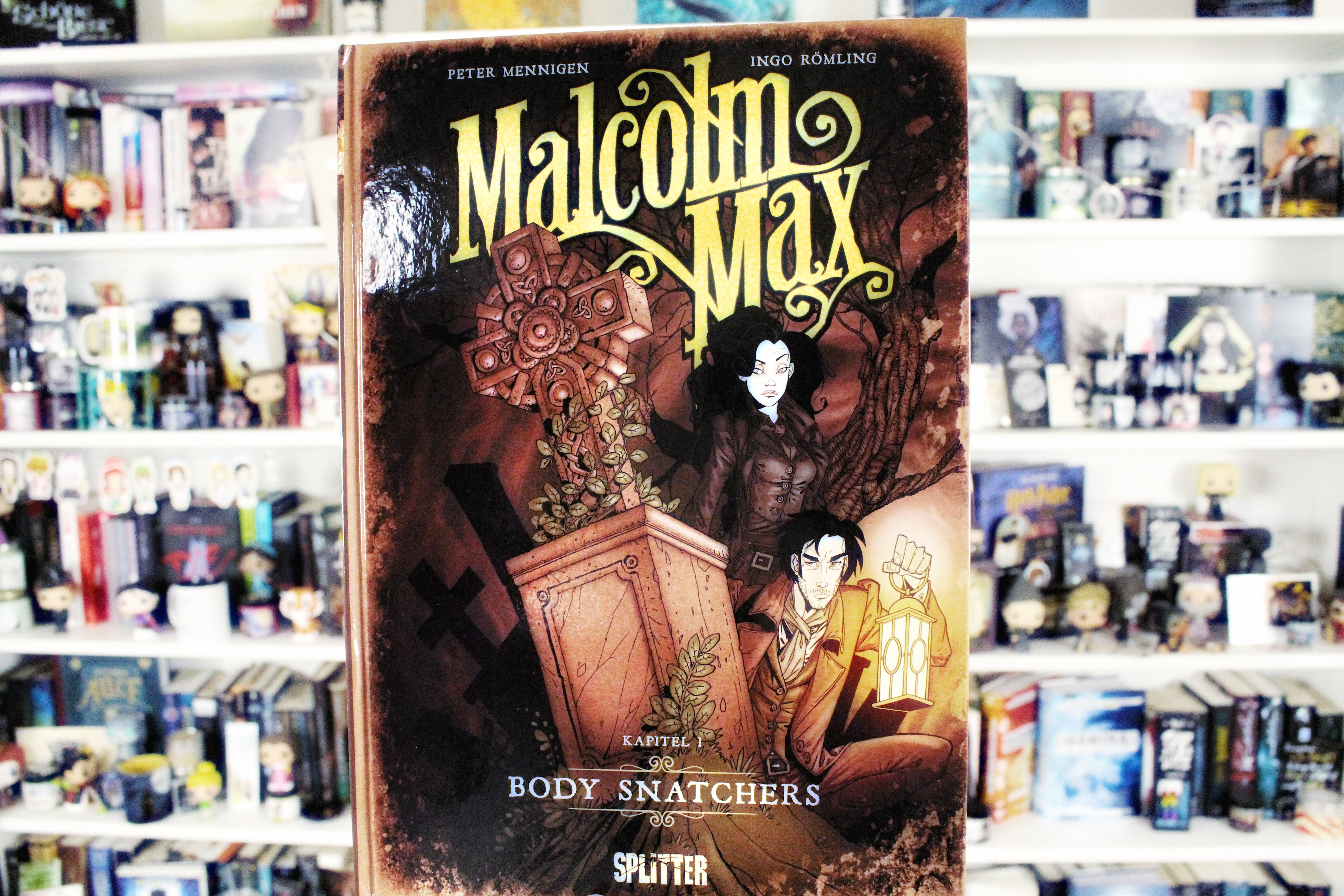 Rezension | Malcolm Max 01 – Body Snatchers