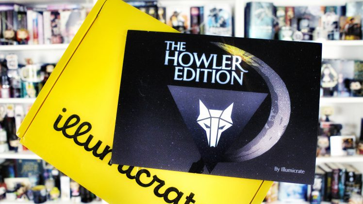 Unpacking | Illumicrate – The Howler Edition