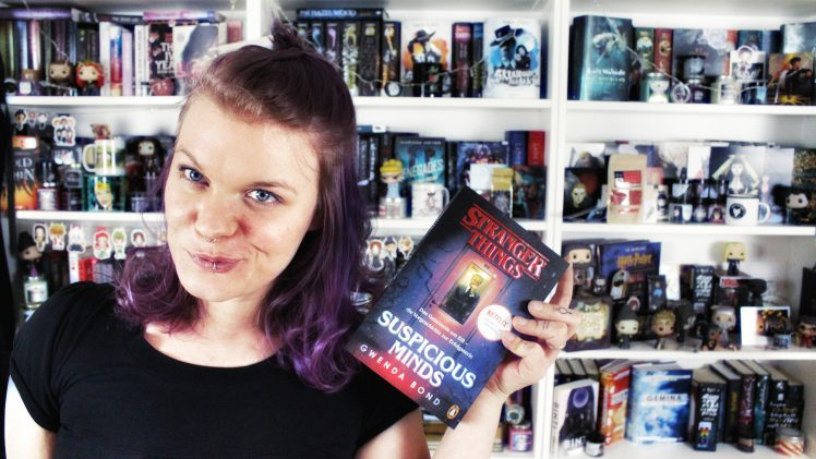 Rezension | Stranger Things: Suspicious Minds von Gwenda Bond