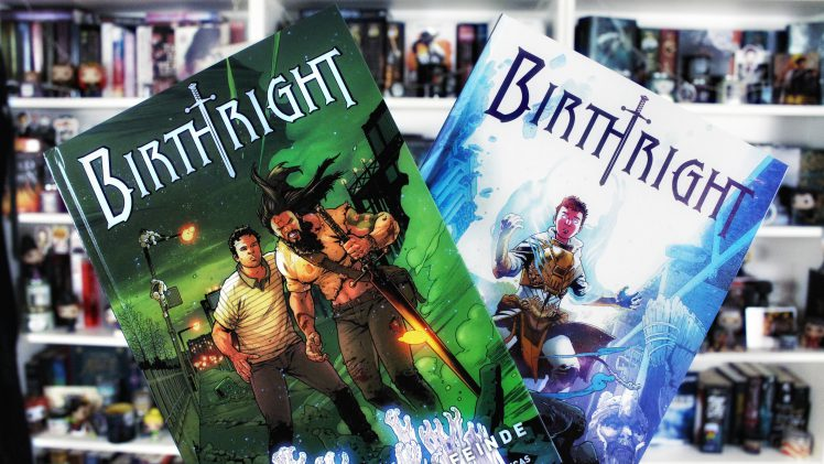 Rezension | Birthright Bd. 3 & 4 von Andrei Bressan & Joshua Williamson