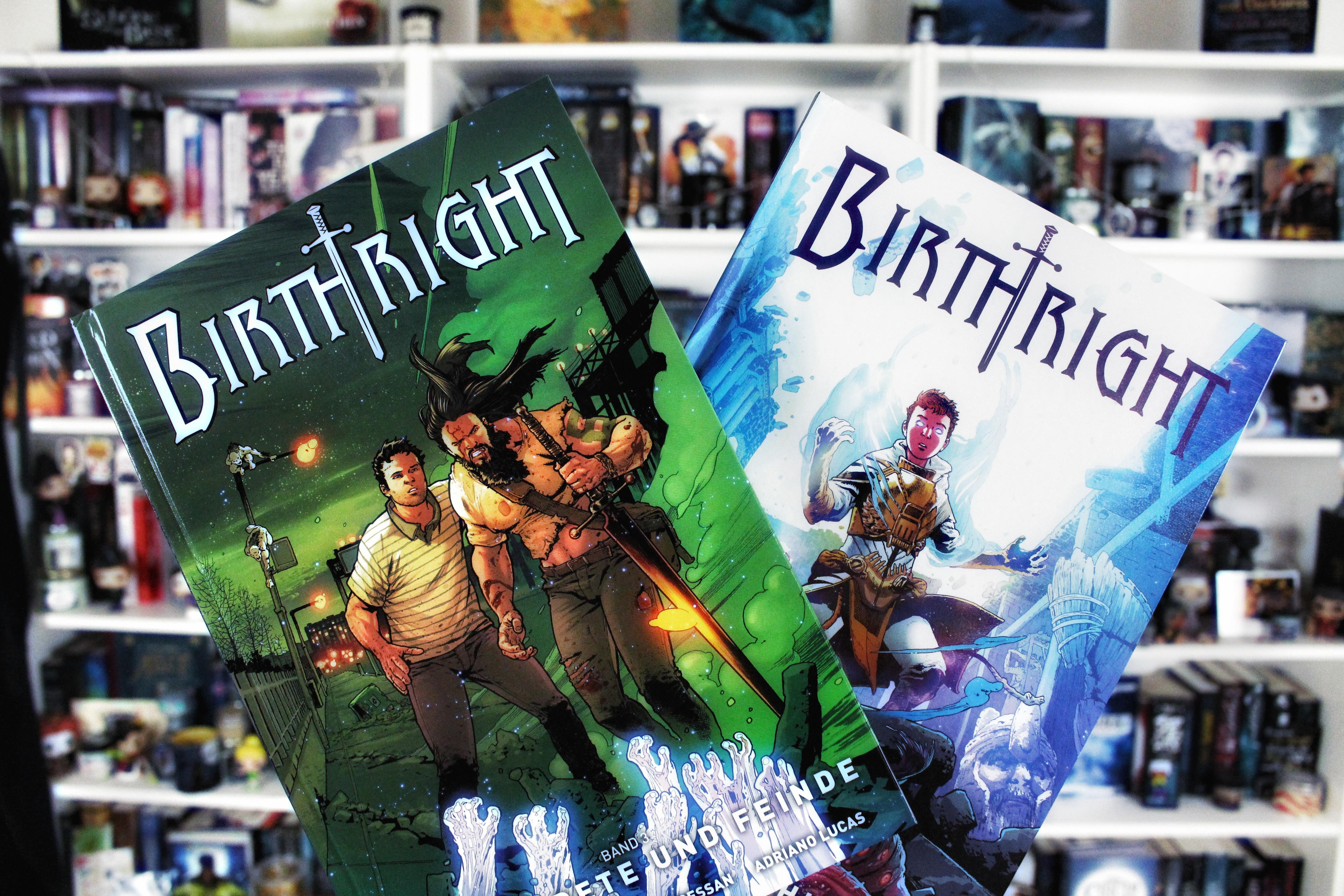 Rezension | Birthright Bd. 3 & 4 von Andrei Bressan & Joshua Williamson