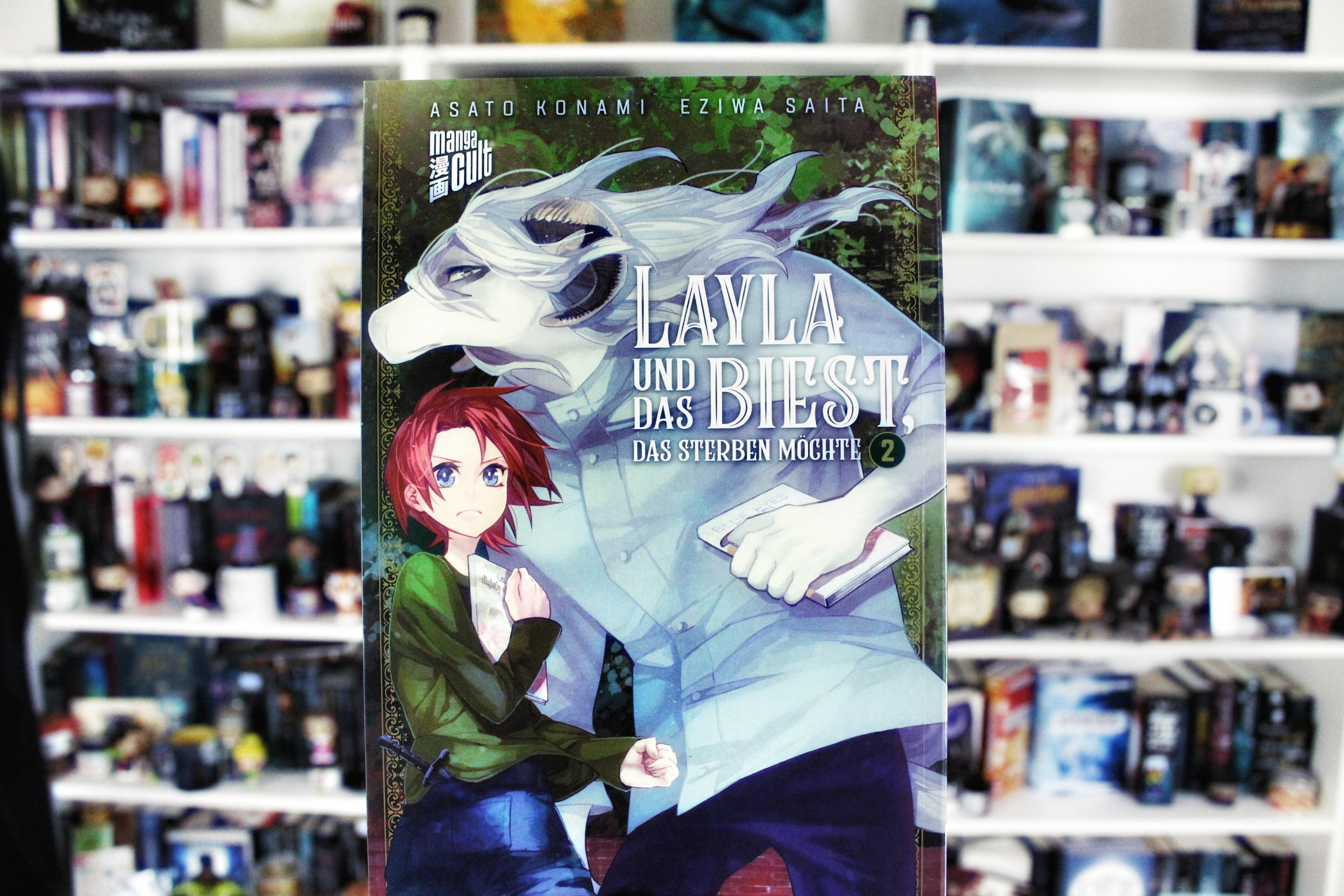Rezension | Layla und das Biest, das sterben möchte 2