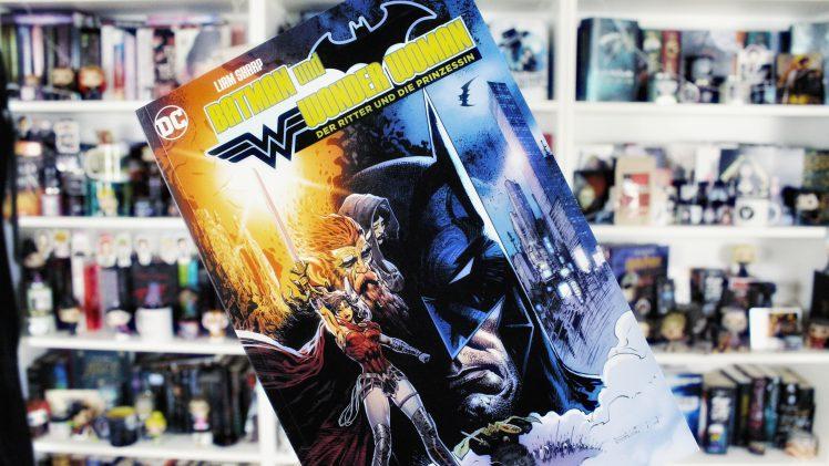 Rezension | Batman und Wonder Woman – Der Ritter und die Prinzessin