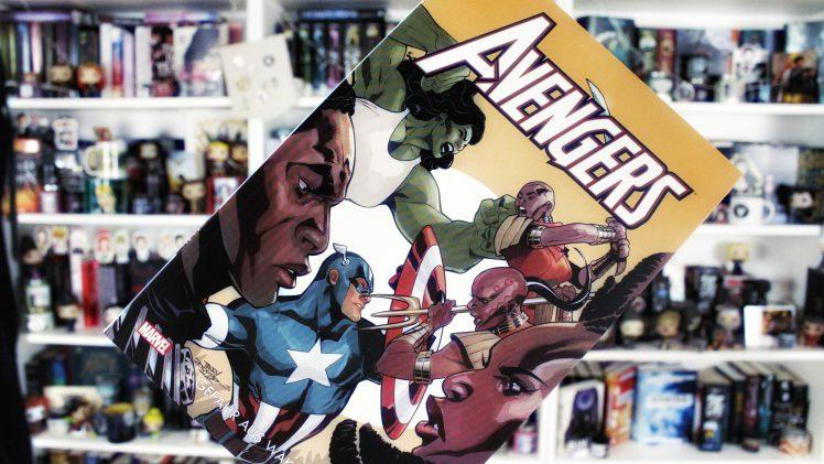 Rezension | Avengers: Gefahr aus Wakanda