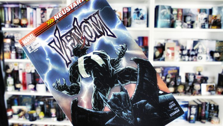 Rezension | Venom Vol. 3 (Neustart) Bd. 1