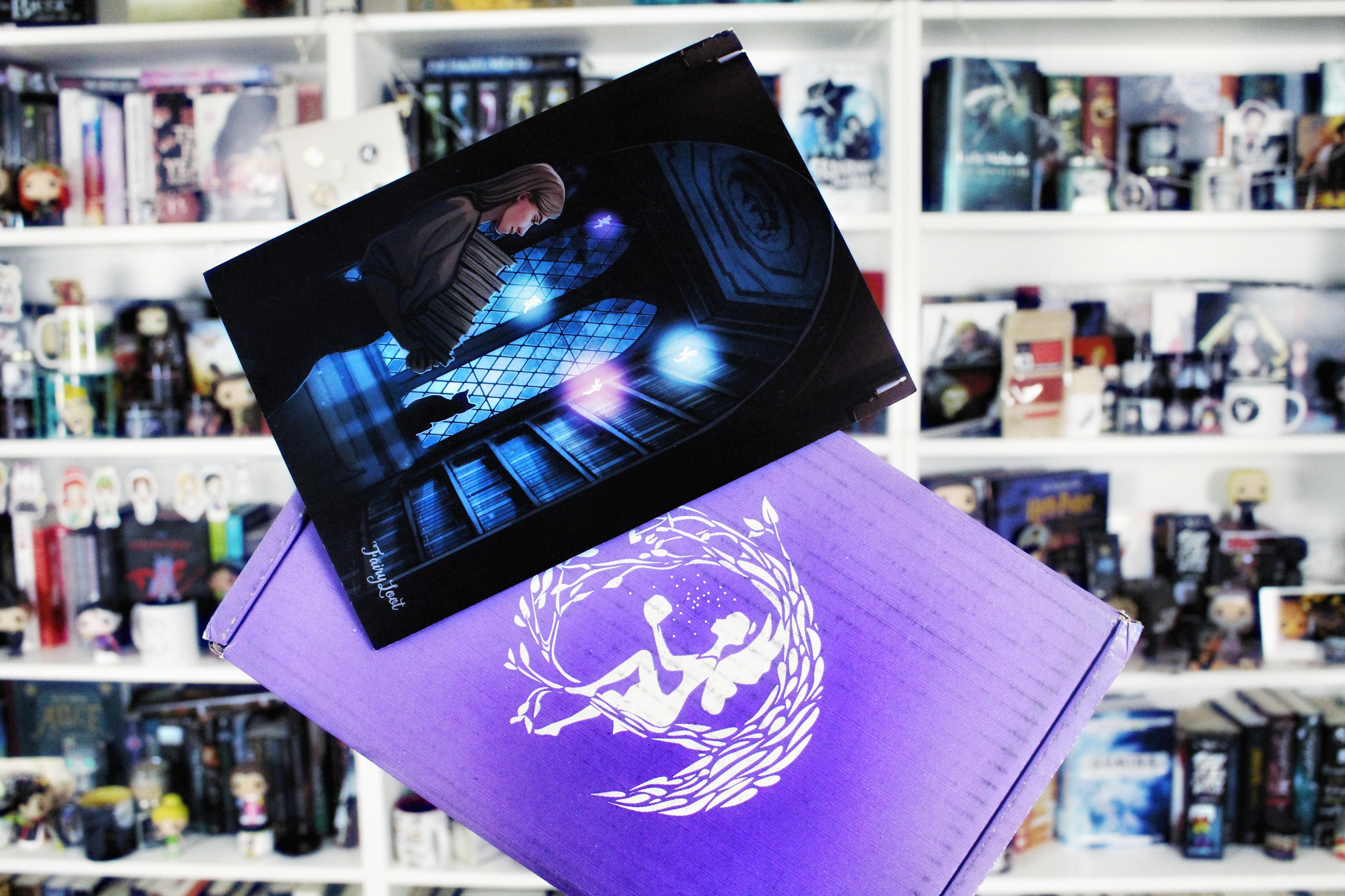 Unpacking | FairyLoot – Favourites