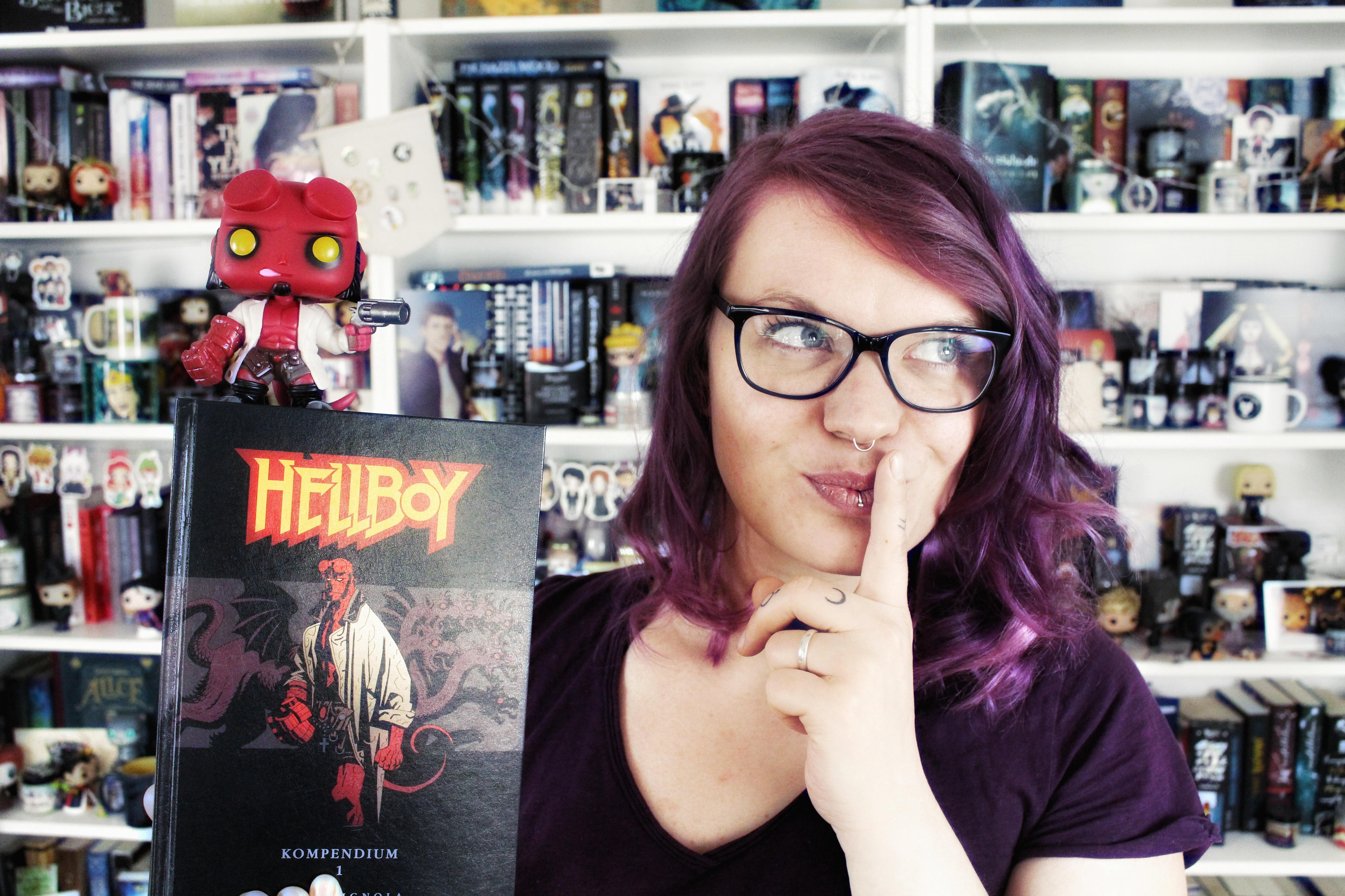 [Wochenrückblick] Hellboy is back!