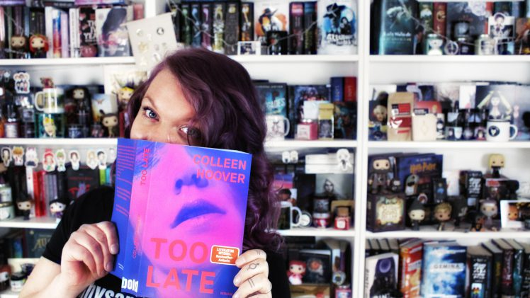 Rezension | Too Late von Colleen Hoover