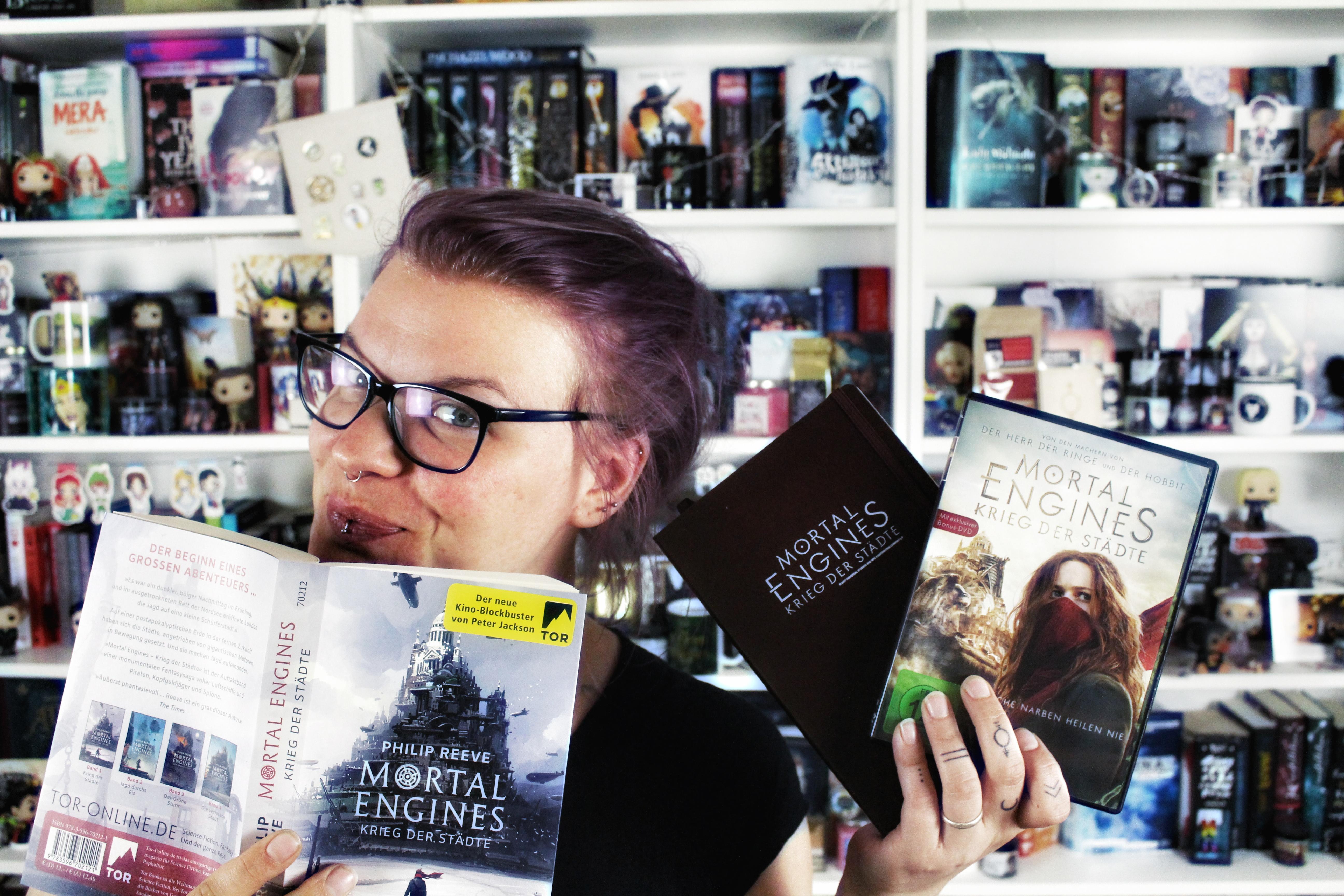 Gewinnspiel | Mortal Engines – Krieg der Städte