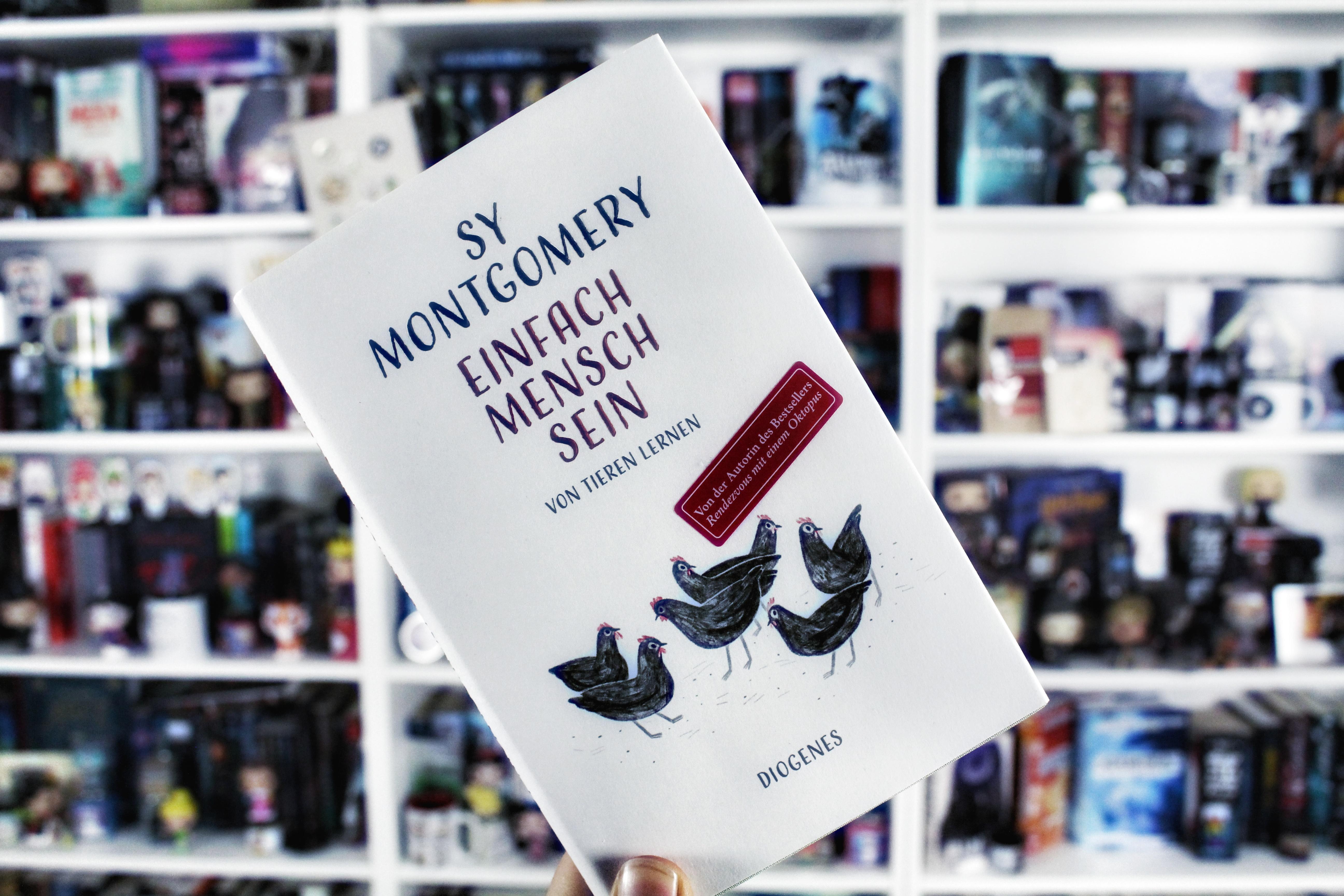 Rezension | Einfach Mensch sein von Sy Montgomery