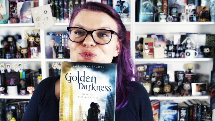 Rezension | Golden Darkness von Sarah Rees Brennan