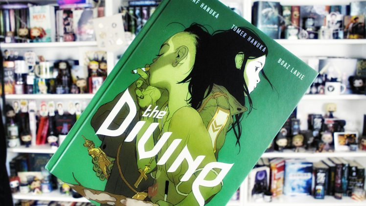 Rezension | The Divine von Asaf Hanuka, Boaz Lavie & Tomer Hanuka