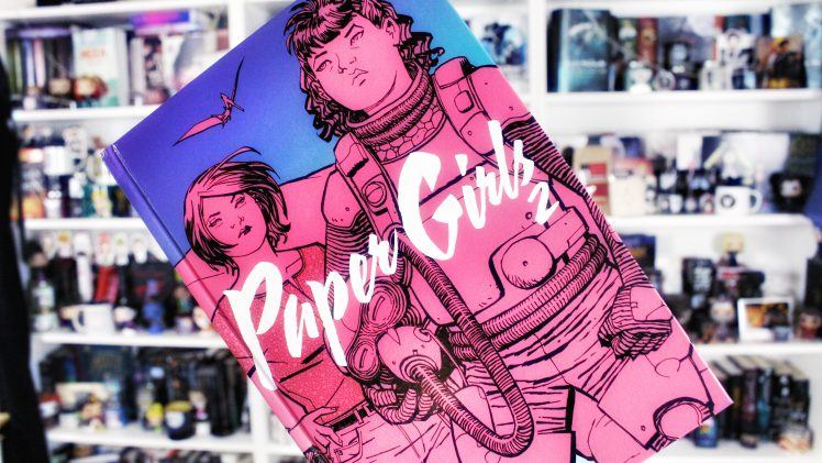 Rezension | Paper Girls 2 von Brian K Vaughan & Cliff Chiang