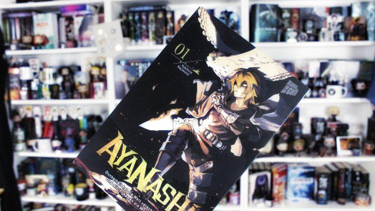 Rezension | Ayanashi 01 von Yukihiro Kajimoto