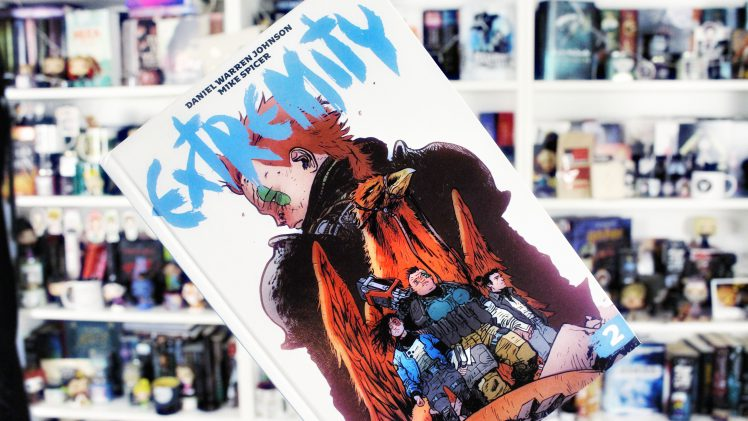 Rezension | Extremity 2 von Daniel Warren Johnson & Mike Spicer