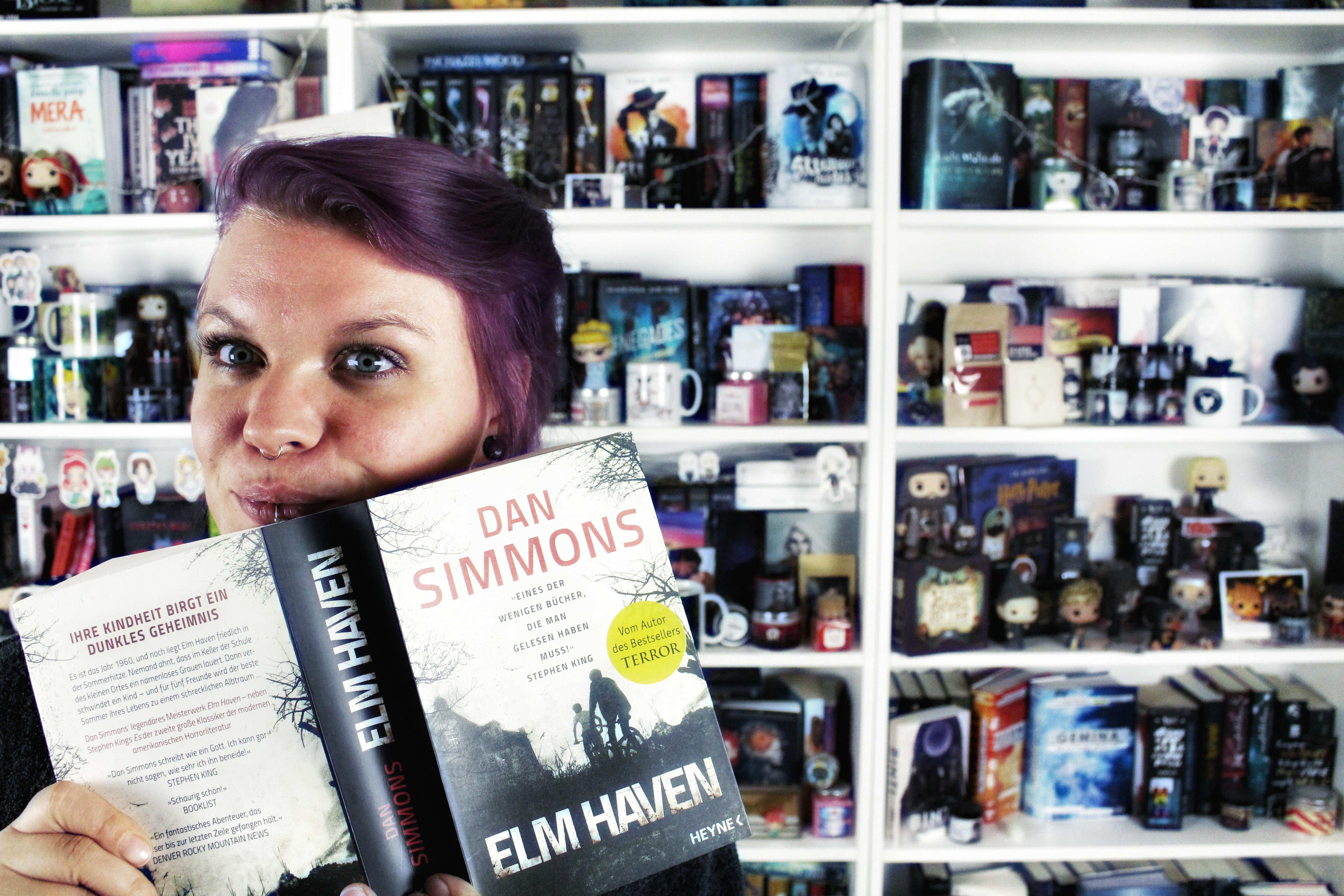 Rezension | Elm Haven von Dan Simmons