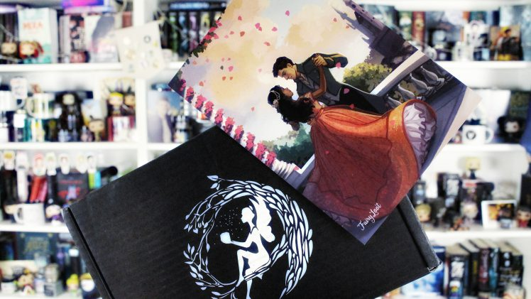Unpacking | FairyLoot – Unlikely Romances
