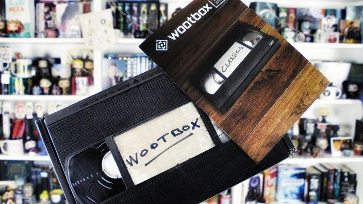 Unpacking | Wootbox – Classics