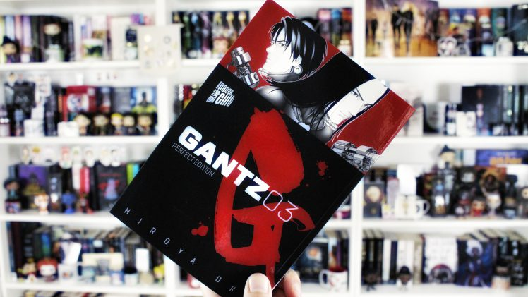 Rezension | Gantz 03 (Perfect Edition) von Hiroya Oku