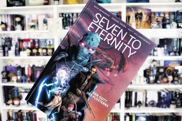 Rezension | Seven to Eternity 1 von Rick Remender & Jerome Opena