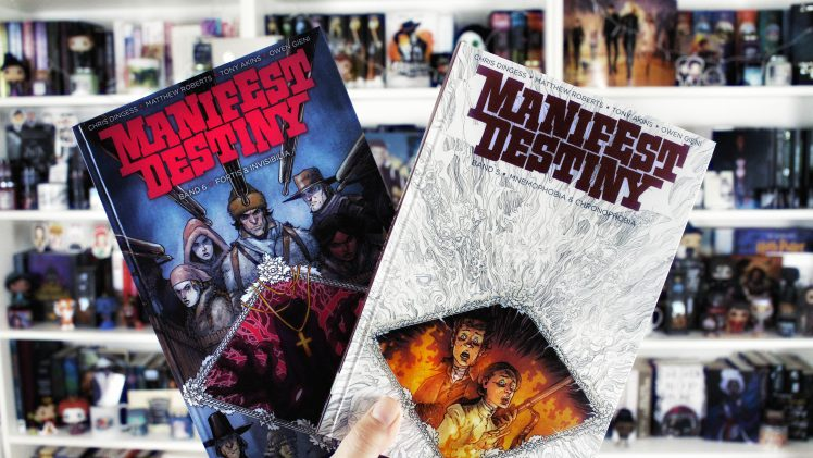 Rezension | Manifest Destiny Bd. 5 & 6 von Dingess, Roberts & Gieni