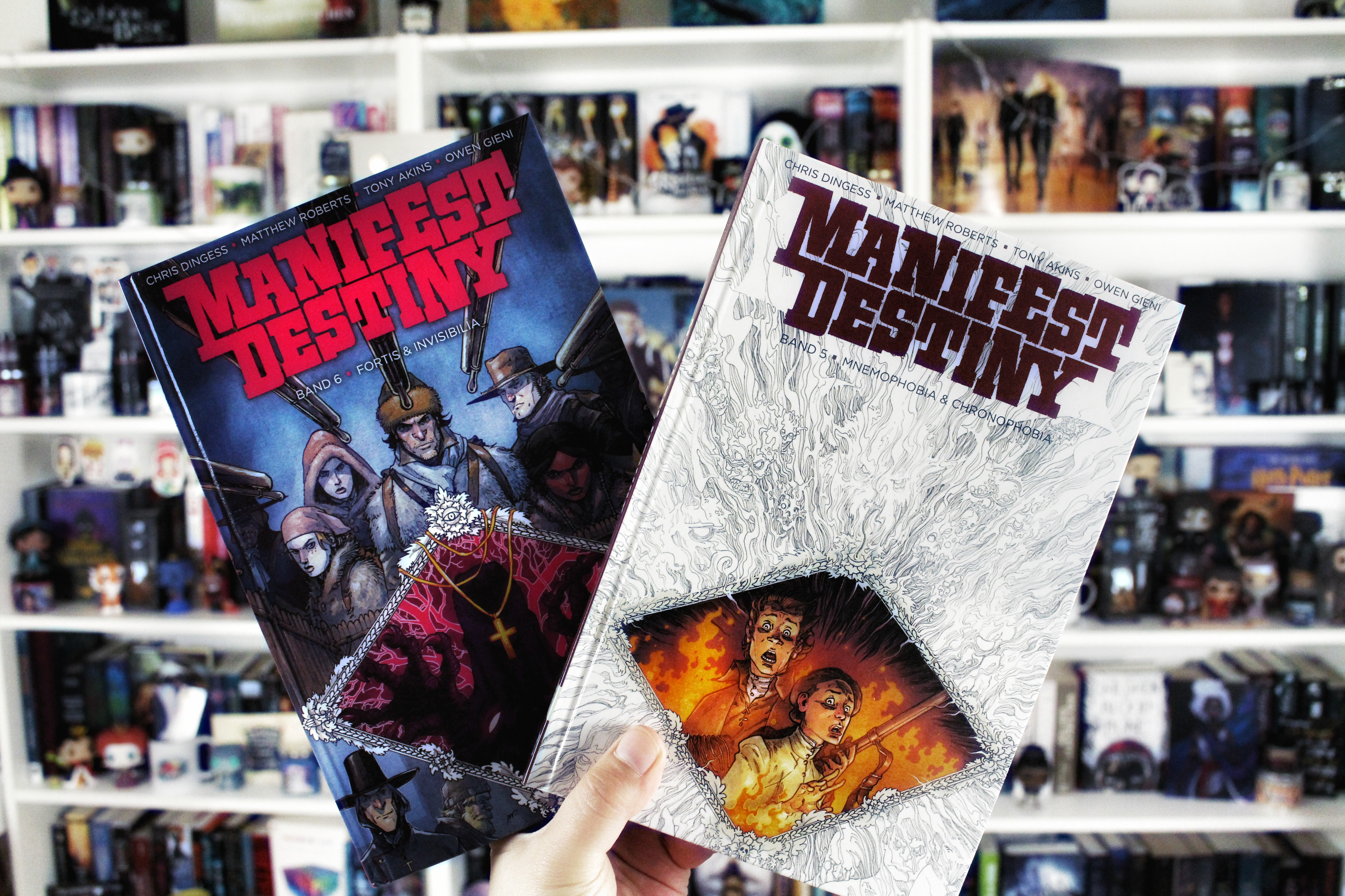 Rezension | Manifest Destiny Bd. 5 & 6 von Dingess, Roberts & Gieni
